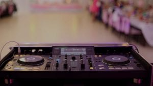 cdj-mixer